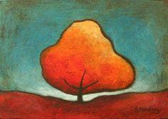 Autumnal by Gillian Mowbray