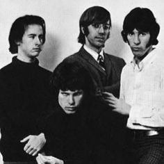 Promo session Photo by Gene Trindl The Doors Jim Morrison, The Doors Of Perception, Old Rock, Music Pics, American Poets, Soft Curls, Blues Rock, Country Singers, Great Bands