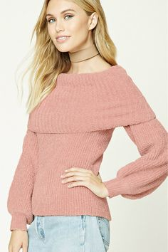 5ec3297f60 Contemporary Ribbed Sweater Cuff Sleeves
