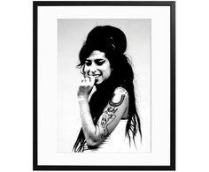 Gerahmter Fotodruck Amy Winehouse Jetzt bestellen unter: https://moebel.ladendirekt.de/dekoration/bilder-und-rahmen/bilder/?uid=b90cba60-cbfa-5f1e-a2b3-b2da69d75abd&utm_source=pinterest&utm_medium=pin&utm_campaign=boards #bilder #rahmen #dekoration