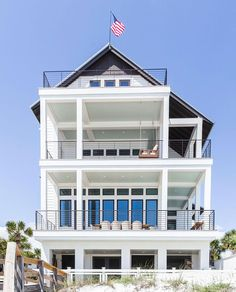 Luke Bryan& Beautiful Florida Home - Inside Country Star Luke Bryan& Beautiful Florida Beach House Named to Honor His Late Brother - Southernliving. Beach House Tour, Beach House Plans, Dream Beach Houses, Beach House Decor, Beach House Exteriors, Hamptons Beach Houses, Beach House Names, Beach House Colors, Coastal House Plans