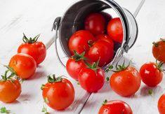Paradajky sú skvelým pomocníkom pri chudnutiu  najmä ke je tepelne upravíme Vegetables, Vegetable Recipes, Veggies