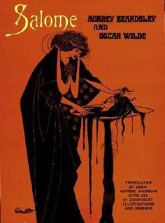 """Lord Alfred Douglas' translation of Wilde's great play originally written in French with all well-known Beardsley illustrations, including suppressed plates. Features 20 Beardsley illustrations andan introduction by Robert Ross."""""""