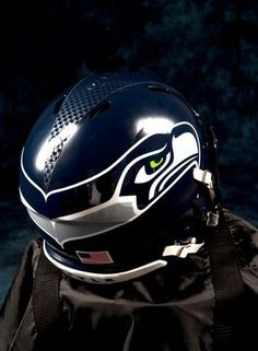 """The Seahawks say the feather-pattern on the helmet, in the numbers and on the pants """"represents natural elements of the Pacific Northwest and are inspired by the coastal Indian art."""""""