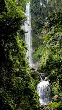Agal Waterfall Marente Village, Sumbawa