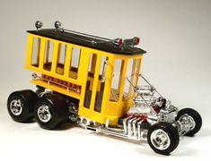Custom Hot Wheels, Custom Cars, Model Truck Kits, Model Kits, Monogram Models, Cars Coloring Pages, Classic Hot Rod, Plastic Model Cars, Drag Cars