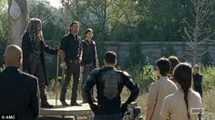 The Walking Dead, season 7, episode 16: The First Day of the Rest of Your Life