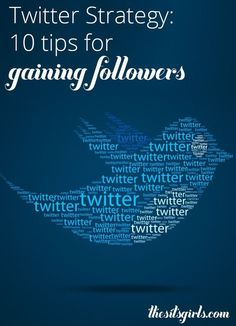 These 10 Twitter tips will help you grow your followers and increase interaction on Twitter   Social Media Tips   Twitter Strategy
