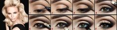 emakeupblog.com Cómo maquillar los ojos