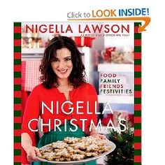 Go for a traditional English Christmas - guided by England's domestic goddess, Nigella Lawson.