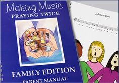 A wonderful music program designed to foster our beautiful Catholic faith. Easy to use at home! EMMANUEL BOOKS