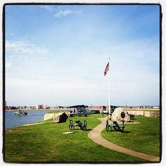 Fort Phoenix: Fairhaven, MA