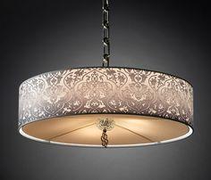 Wohnzimmer Beleuchtungsideen Kronleuchter Metall Gitter. Mehr Sehen. BaBoo,  Bringing International Design To San Francisco