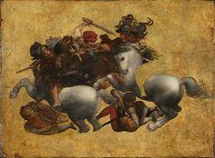 レオナルド・ダ・ヴィンチと「アンギアーリの戦い」展が東京富士美術館で開催 | ニュース - ファッションプレス