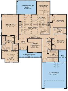 Main Floor Plan: 12-1416
