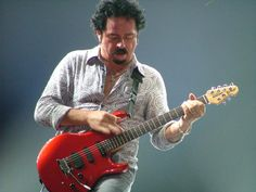 Steve Lukather. One of my musical heroes.