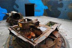 na Cyplu można zwiedzić pozostałości dwóch baterii wybudowanych po II wojnie światowej : 13 i 27 Baterii Artylerii Stałej #MiastoHel #pomorskie #bunkry #wakacje