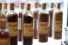 Salts, teas, seasonings, sugars, vanillas, popcorn | The Salt Table in Savannah GA and online store