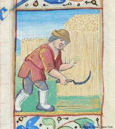 Book of Hours, MS G.4 fol. 8r - Images from Medieval and Renaissance Manuscripts - The Morgan Library & Museum