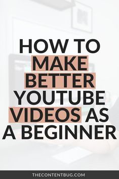 Discover recipes, home ideas, style inspiration and other ideas to try. Youtube Tips, You Youtube, Youtube Money, Youtube Editing, Youtube Logo, Video Editing, Start Youtube Channel, Online Marketing, Marketing Tools