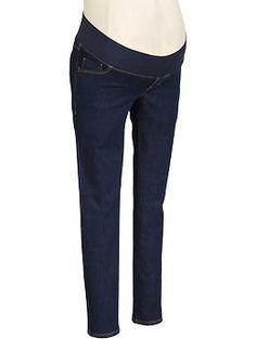 Maternity Demi Panel Skinny Jeans