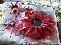 Goofing Off: Tin Can Flowers Tutorial                                                                                                                                                                                 More