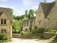 Honey-coloured cottages dating from the 14th century, a water meadow and a Saxon church adorn this Gloucestershire village once called the 'most beautiful village in England' by the artist William Morris.