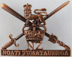 Sergeant Major Of The New Zealand Army Ngati Tuma Tauenga Other Ranks' metal cap badge for sale Queen Elizabeth Crown, Queen Crown, Military Insignia, Commonwealth, Road Trips, My Childhood, Badges, New Zealand, Empire