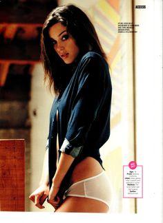 Denise Schaefer for FHM Magazine | Your Daily Girl