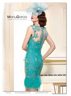 Manu Garcia colecction 2015 Bridal #HigarNovias