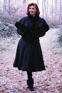 Collectif Anastasia Coat Vanessa Frankenstein 1 b