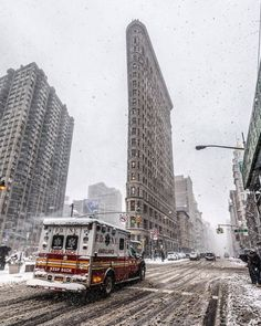 Top 10 Instagram, New York 2017, Have A Nice Trip, Scenery Background, Broadway Nyc, Flatiron Building, Places In New York, Nyc Life, City Landscape