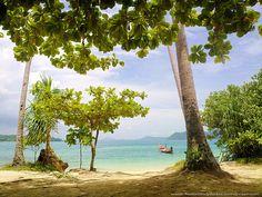 Bon Island, Rawai, Phuket