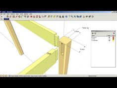 Skill Builder: How to Lay Out a Woodworking Project in SketchUp   Man Made DIY   Crafts for Men   Keywords: davids-shop-upgrade, design, wood, how-to
