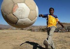 There is no simpler pleasure than just kicking a ball! What a joy.  #joyofsport www.joyofsport.co.uk
