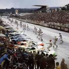 24h Le Mans, Le Mans 24, Golden Age, Dolores Park, Motor Speed, Racing, History, World, Travel