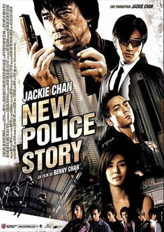 Watch Jackie Chan Movies Online for Free: Watch New Police Story with English Subtitles (Parts 1-4) - Watch Jackie Chan Movies