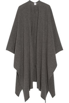 Anthracite cashmere Slips on 100% cashmere Dry clean