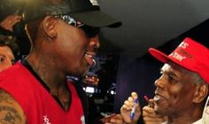Dennis Rodman meets his father for the first time in 42 Years.