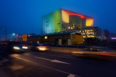 TivoliVredenburg by night Photographer: Juri Hiensch