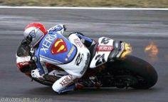 Troy Bayliss Ducati 999 WSBK backfire