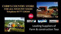Looking for toys this Christmas then come and look we have a vast range from Tractor Ted SIKU Britains Farm Toys Bruder Toys Schleich #TOYSFORKIDS