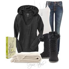 """Weekend Fireside"" on Polyvore"