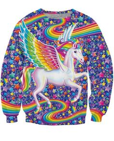The folks at Rage On have created a whole Lisa Frank collection, full of Frankian goodness.