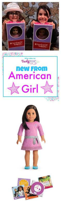 New dolls from Ameri