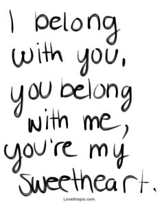Youre My Sweetheart Pictures, Photos, and Images for Facebook, Tumblr, Pinterest, and Twitter