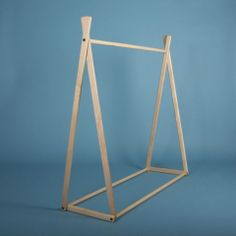 10 Easy Pieces: Freestanding Wooden Clothing Racks - Remodelista - - The humble wooden clothing rack is a design-worthy addition to your entryway or boudoir: here are 10 we've bookmarked recently. Above: A rack with storage.