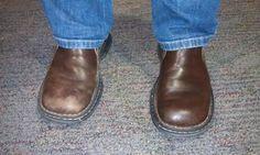 Amazing! Norwex Leather Shine works wonders on leather shoes, couches, and purses! www.miacountryman.norwex.biz