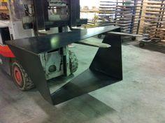 Basamento tavolo in ferro