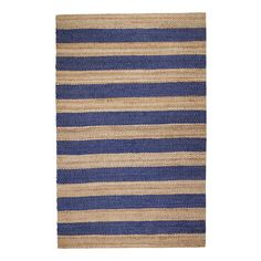This beautiful rug features a natural stripe pattern with a stylish casual design that adds a new accent to any decor. The Jani Mona jute rug will add an element of transitional design to your home wi